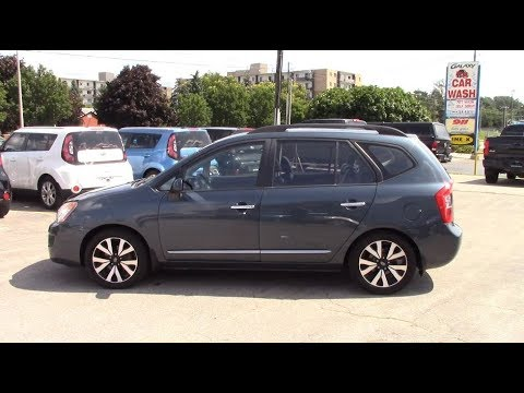 2010 Kia Rondo - SOLD - Used Cars - Brantford Kia 519-304-6542 Stock #E8066A