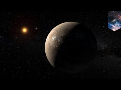 Closest exoplanet to Earth Proxima B may have liquid water, and therefore life - TomoNews