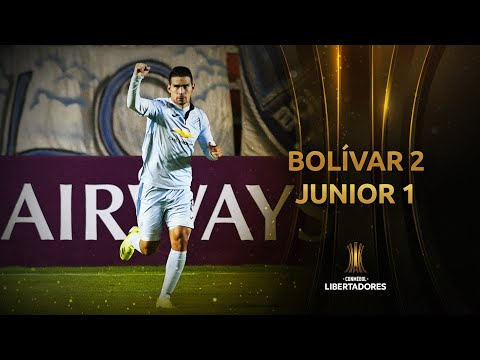 Bolivar Junior Goals And Highlights
