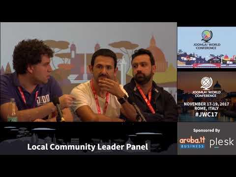 Local Community Leader Panel