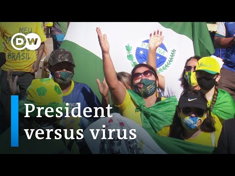 Brazil´s President Bolsonaro and Corona | DW Documentary