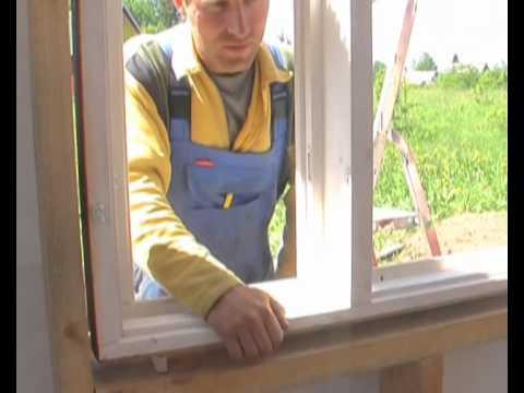 видео: Как сделать в доме полы, окна и двери
