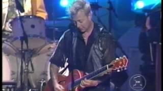 Brian Setzer Orchestra - Since I Don't Have You - Hard Rock Cafe - Live