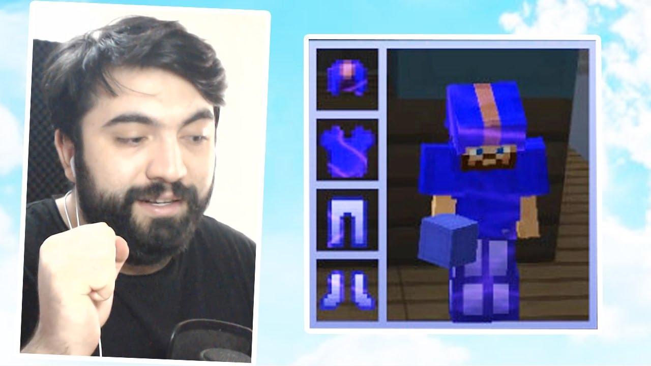 KORUMA 4 ELMAS ZIRH (Yenilmez)! Minecraft: BED WARS