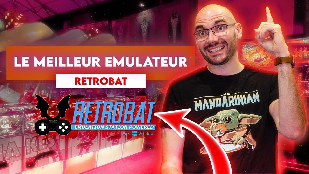 Download LE MEILLEUR ÉMULATEUR   Toutes les consoles sur PC #emulemoi #emulation #retrogaming