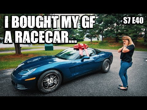 I bought my GF a 1,500hp Racecar...   RPM S7 E40