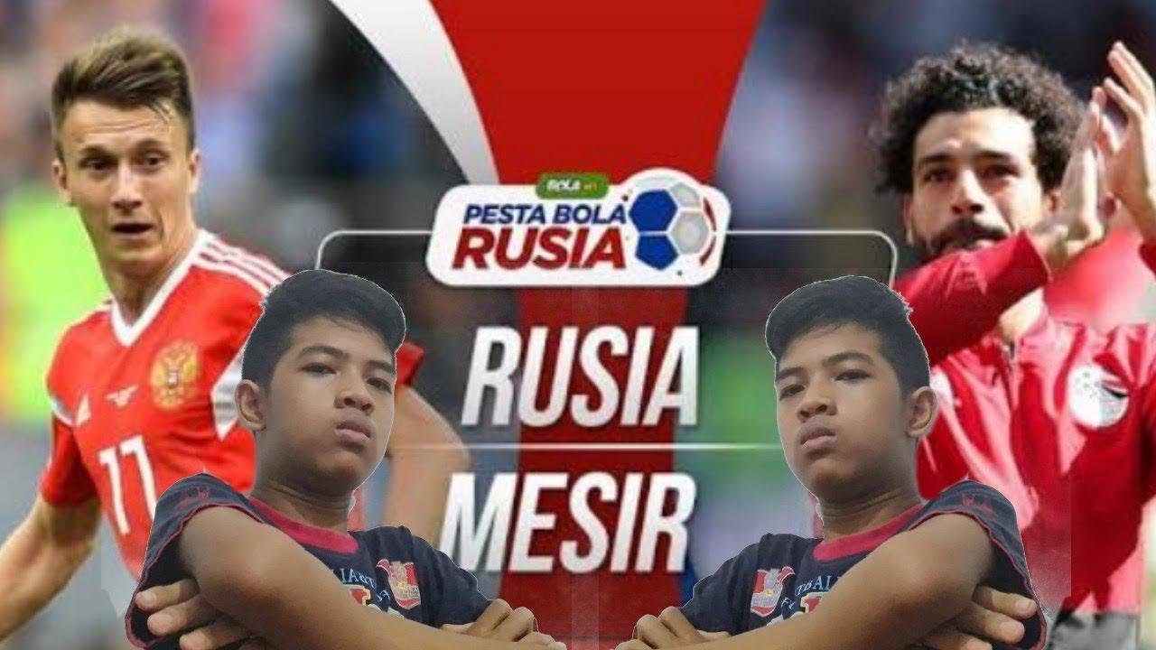 RUSIA VS MESIR -- VALEN KEN - YouTube