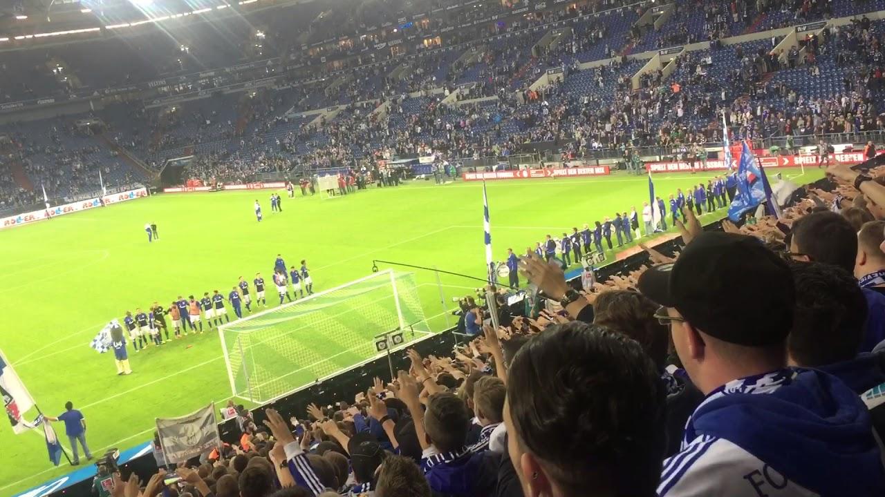 Schalke Stuttgart 2017