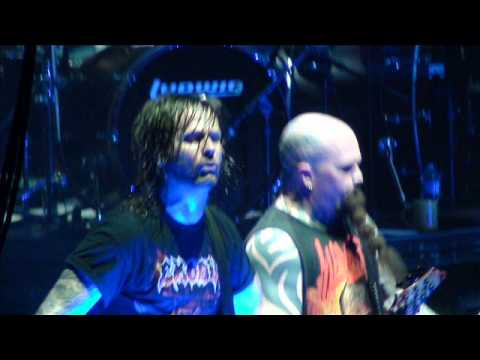 Slayer 2014 album written + Gary Holt interview - new Transatlantic - Exodus 2014 - Impending Doom