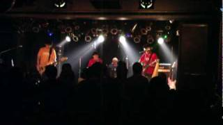 NEW LEGEND BAND THE駄愛帝s 2010.3.21 心斎橋CLUB DROP Magi...