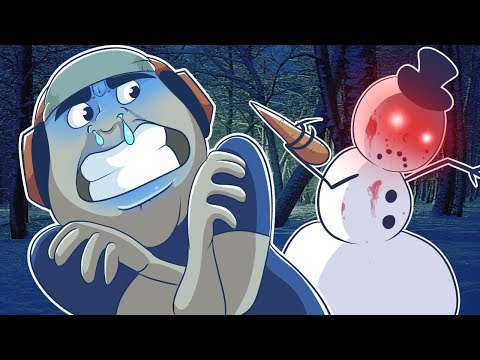 KILLER SNOWMAN!? THIS AIN'T COOL.. NO? OK.. [FROSTY NIGHTS]