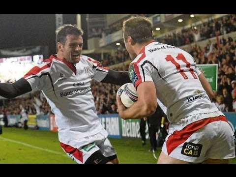 Jared Payne Tribute - Ulster Rugby Player