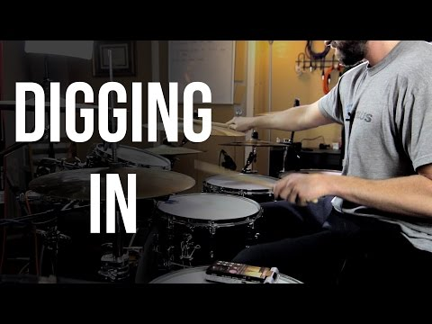 Digging In On The Drums