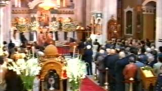 ΑΓΙΟΣ ΜΗΝΑΣ (12-11-1995 - ΙΩΑΝΝΟΥ του ΕΛΕΗΜΟΝΟΣ) ΘΕΙΑ ΛΕΙΤΟΥΡΓΙΑ