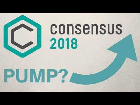 Consensus Pump Incoming or False Hope?
