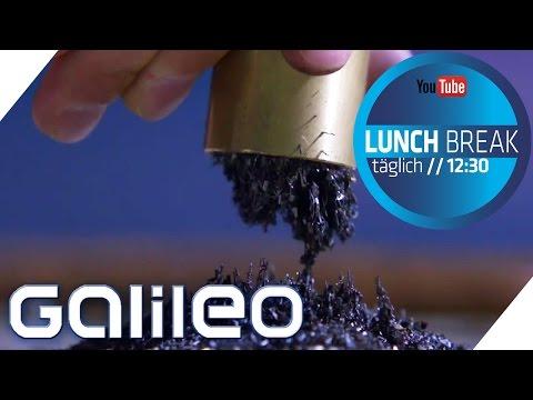 Extrem unglaubliche Stoffe | Galileo Lunch Break