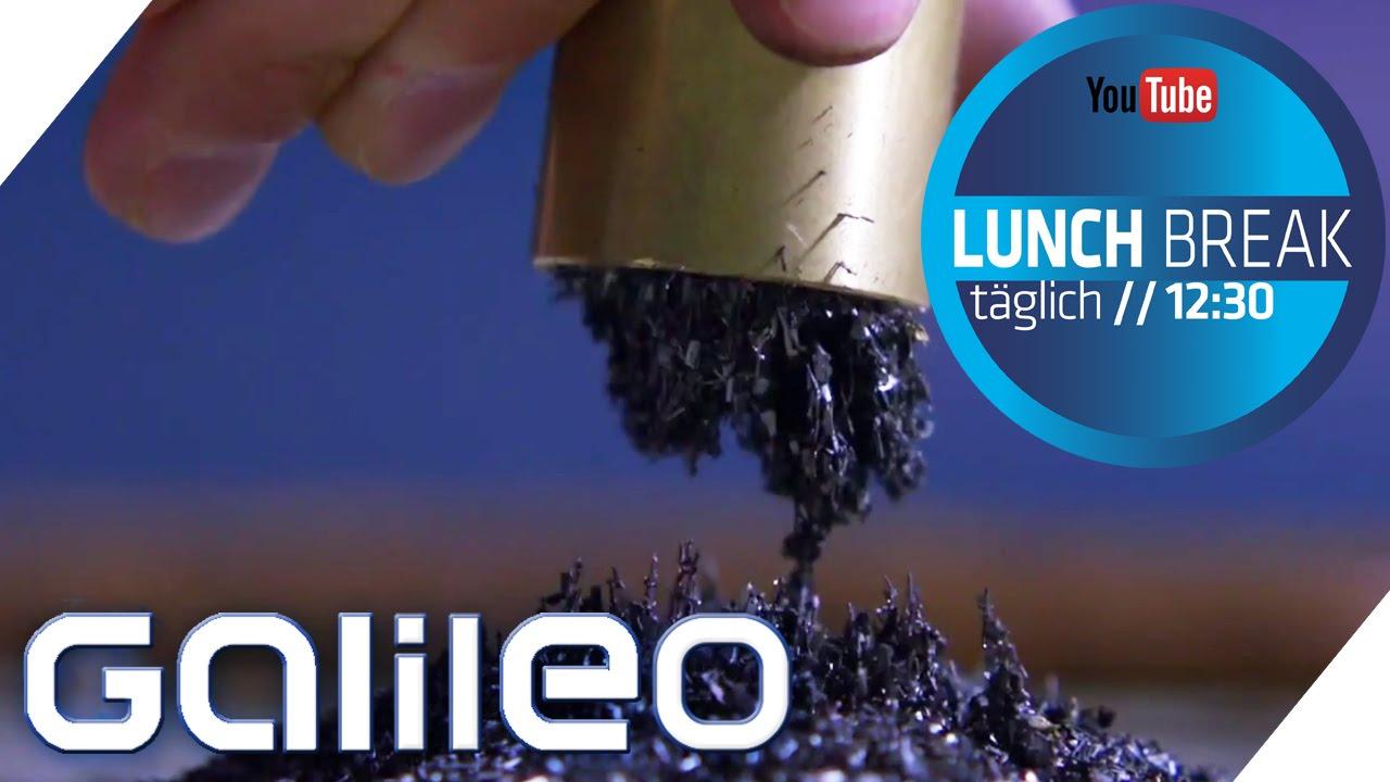 Extrem Unglaubliche Stoffe Galileo Lunch Break Youtube