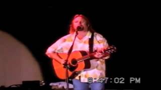 Stephen Stills Treetop Flyer Maui 1995