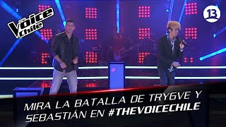 The Voice Chile | Trygve y Sebastián - Maneater