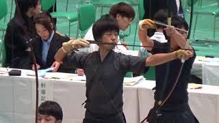 第64回全日本学生弓道選手権大会 男子団体 日大