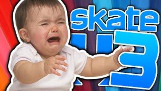 LE PÈRE NOËL N'EXISTE PAS ? - Funtage Skate 3