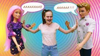 Игры с Барби: устраиваем вечеринку! Видео шоу Будет исполнено.