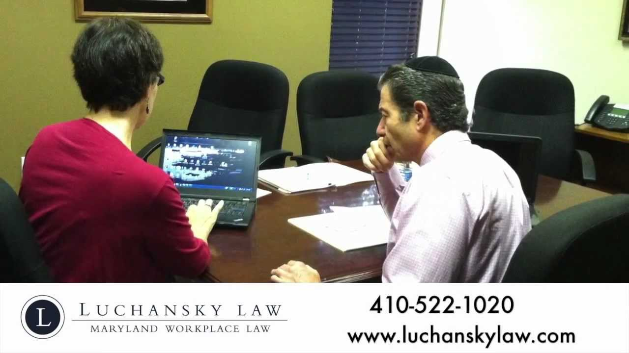 Attorney Jobs Maryland