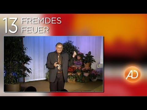 Fremdes Feuer (Prof. Dr. Walter Veith)