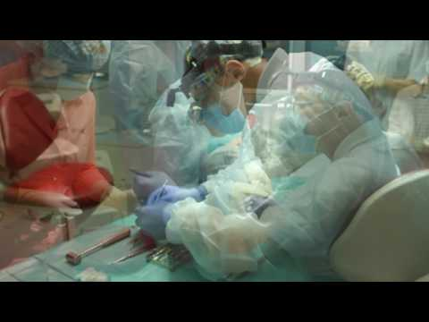Лечение кисты зуба. Стоматология
