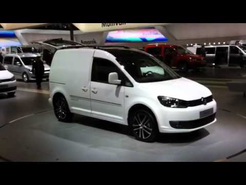 Volkswagen Caddy Edition 30 Youtube