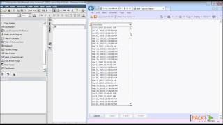 ibm cognos 10 report studio tutorial using javascript to manipulate value prompt   packtpub com