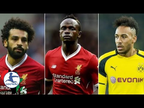 Top 10 Greatest African Footballers of All Time