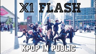 [KPOP IN PUBLIC] X1(엑스원) - FLASH | Bias Dance