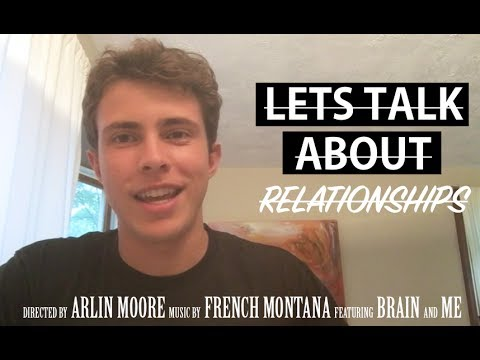 Relationship Advice For Girls From A Guy // Arlin Moore
