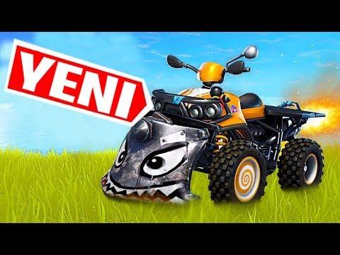 FORTNITE YENİ GELEN ATV