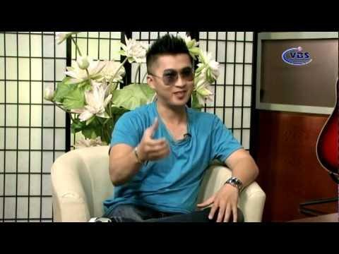 Ca si Rapper Phong Lê  & ND Chris - TIENG HAT TRUYEN HINH 10-03 - part 2
