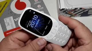 Nokia 3310 из 2017 года. Купил новый телефон для потомков ! Телефон легенда из 2000 года