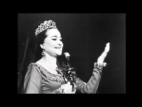 Poliuto - Act II Final (with A Huge High D From Leyla Gencer) 1975 - Donizetti