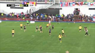 Anna Nazarov Layout D vs Colombia in Women's WUGC Final