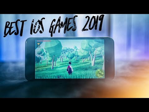 Top 20 Best IPhone Games 2019 | MUST PLAY