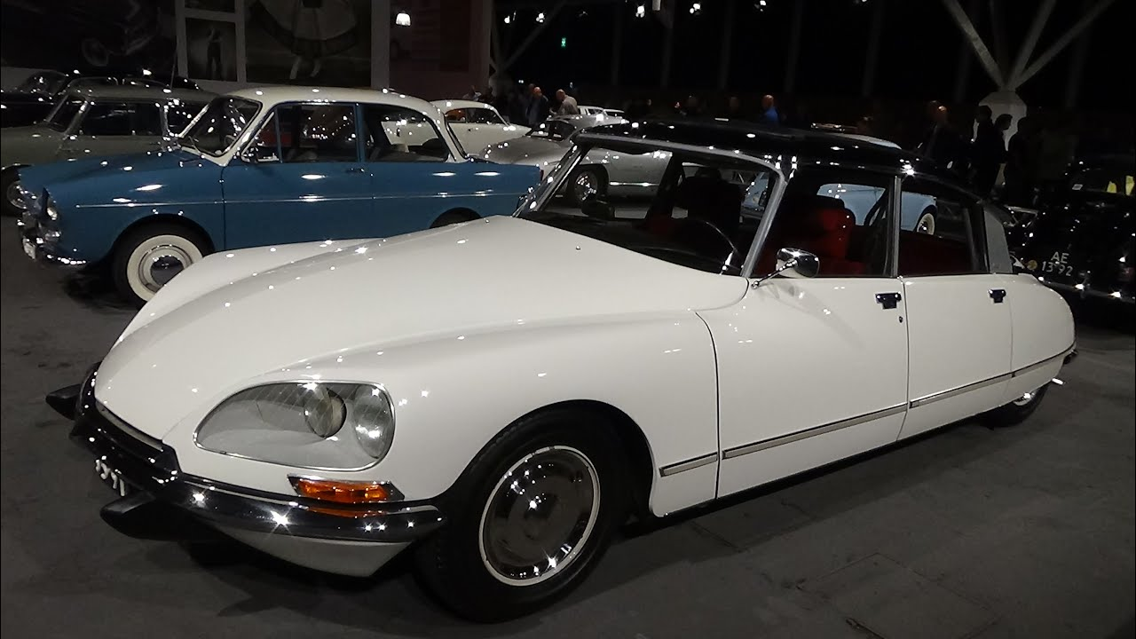 1955 1975 citroen ds auto show autorai amsterdam 2015 youtube. Black Bedroom Furniture Sets. Home Design Ideas