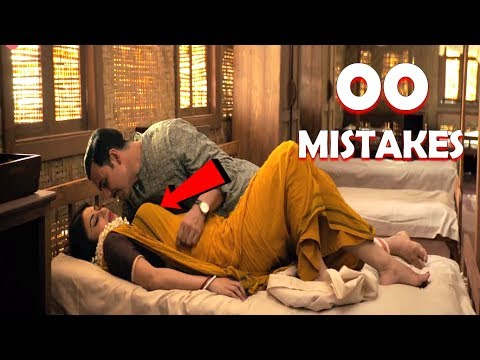 00  Mistakes In  - GOLD Full Movie | Akshay Kumar | Mouni Ro