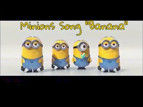 Lucu Gokil Lagu Minions Banana Youtube