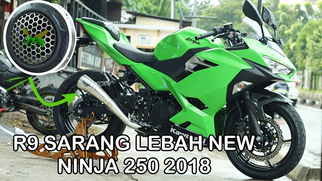 R9 Sarang Lebah New Kawasaki Ninja 250 2018 R9 Gpx Ss Full System