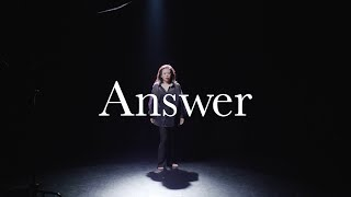 『Answer』(Short Ver.) / 湯木慧