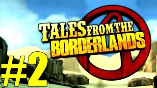 "Tales from the Borderlands: Episode 2 ""Atlas Mugged"" COMPLETE PLAYTHROUGH"