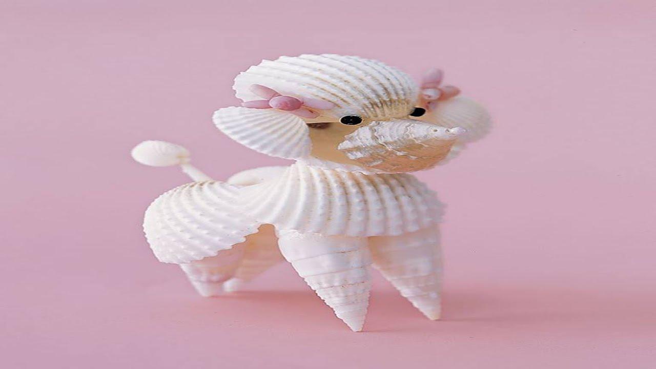 Decorative seashell craft ideas - Seashell Craft Project Ideas Diy