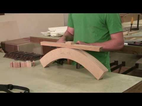 Thumbnail: Woodworking Information : How to Bend Wood to Make Furniture