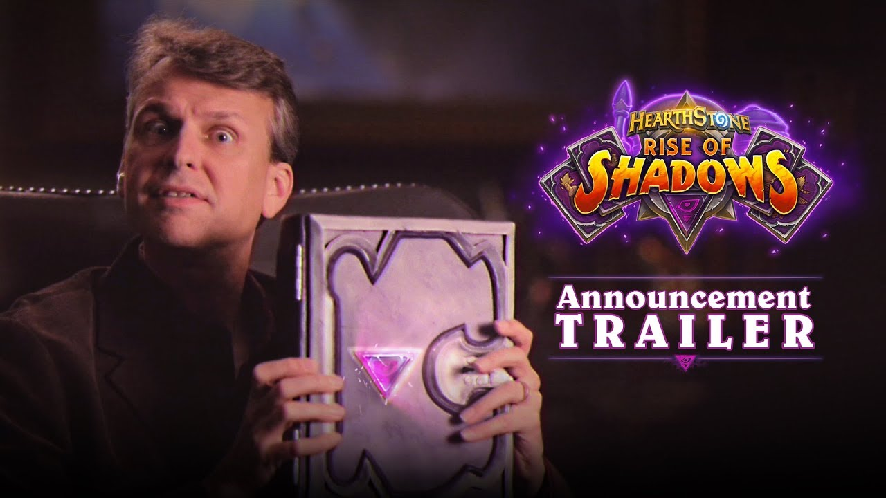 Hearthstone Rise of Shadows Cards, Decks, Factions, Single