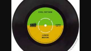 JUNIOR MURVIN  = Cool Out Son by REGGAE BOFFIN.flv